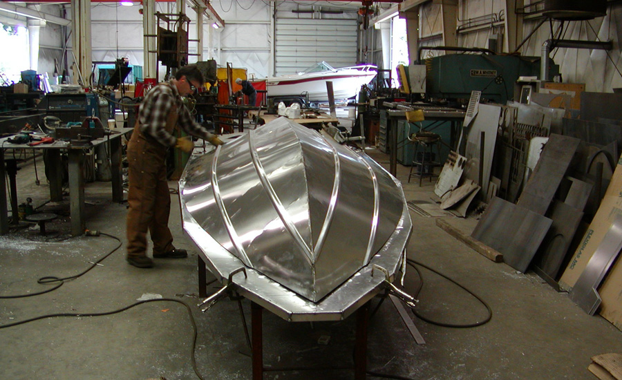 Aluminum+Boat+Hull+Plans Bullfrog Boats - Care For Your Yacht Tender ...
