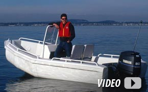 Super Sport 15 dive boat, work boat, fire boat, search and rescue boat, fishing and exploring
