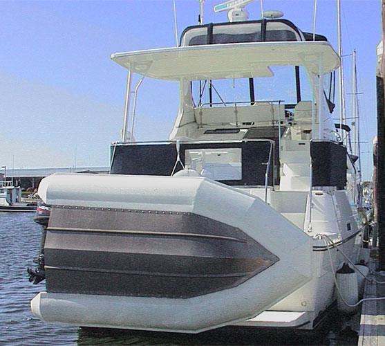 Utility Yacht Tender Dinghy 10 Bullfrog Boats