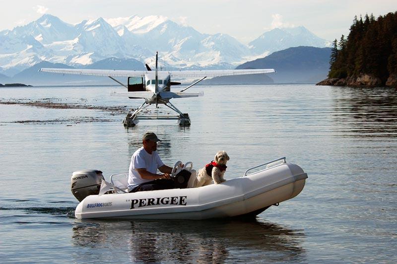Yacht Tender Utility Boat