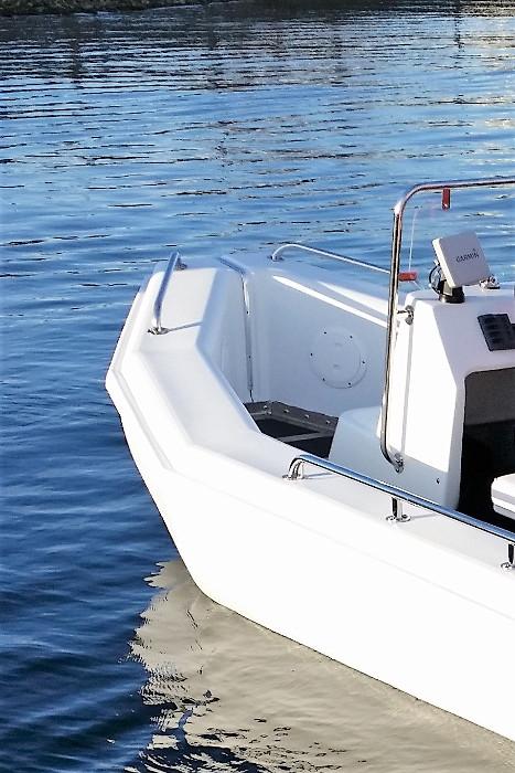 Super Sport Utility Boat 15 - Bullfrog Boats